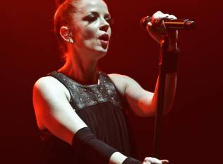 Garbage's Shirley Manson Pens Essay About Self-Harm 2
