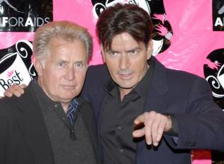 Martin Sheen On Sobriety, Supporting Charlie Sheen 6