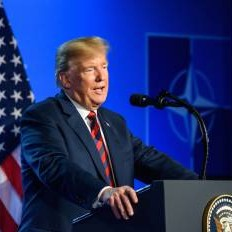 """Trump Addresses UN About Fighting The """"Scourge Of Drug Addiction"""" 1"""