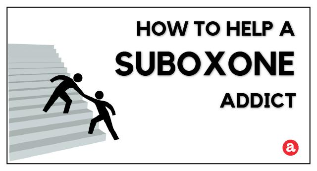 How to Help a Suboxone Addict