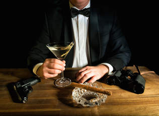 Does James Bond Have A Drinking Problem? 1
