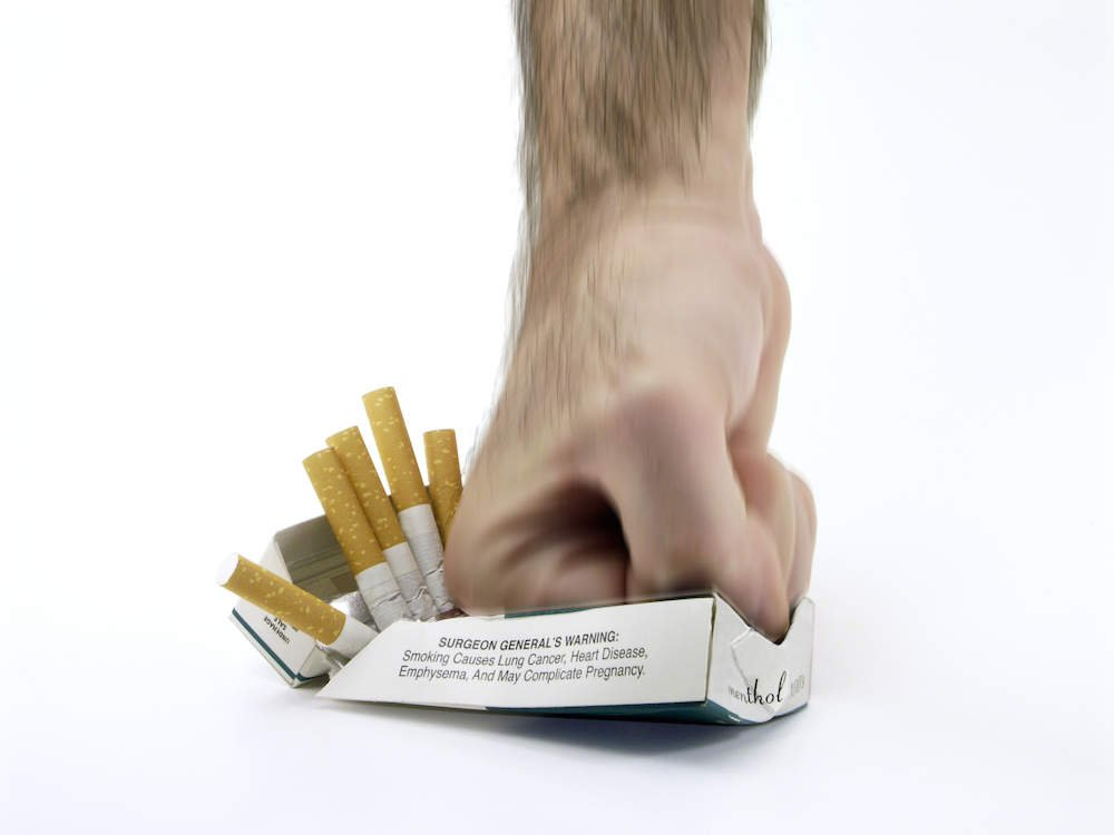Do Graphic Images On Cigarette Packaging Keep Non-Smokers Away? 1