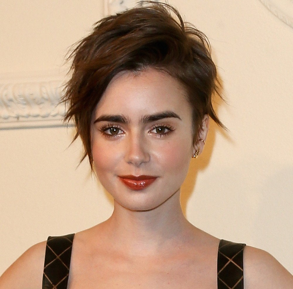 Actress Lily Collins Details Bulimia Battle In New Memoir