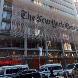 "New York Times Apologizes For ""Demonizing"" Moms With Crack Addiction"