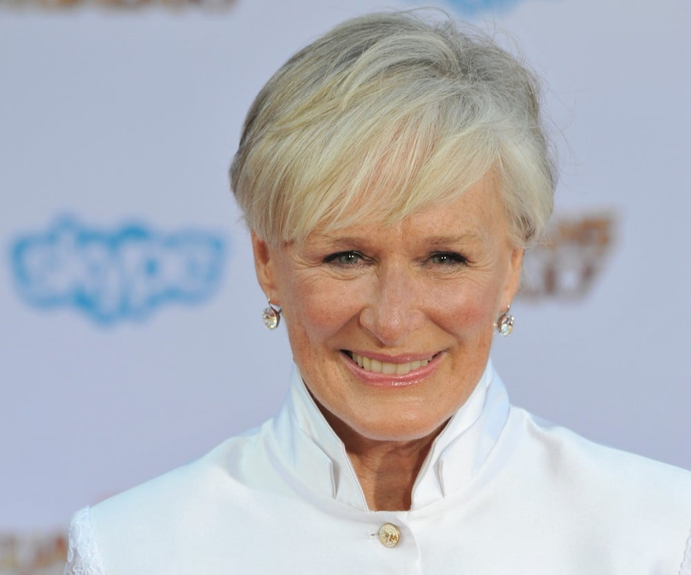 Glenn Close Discusses Mental Health Stigma