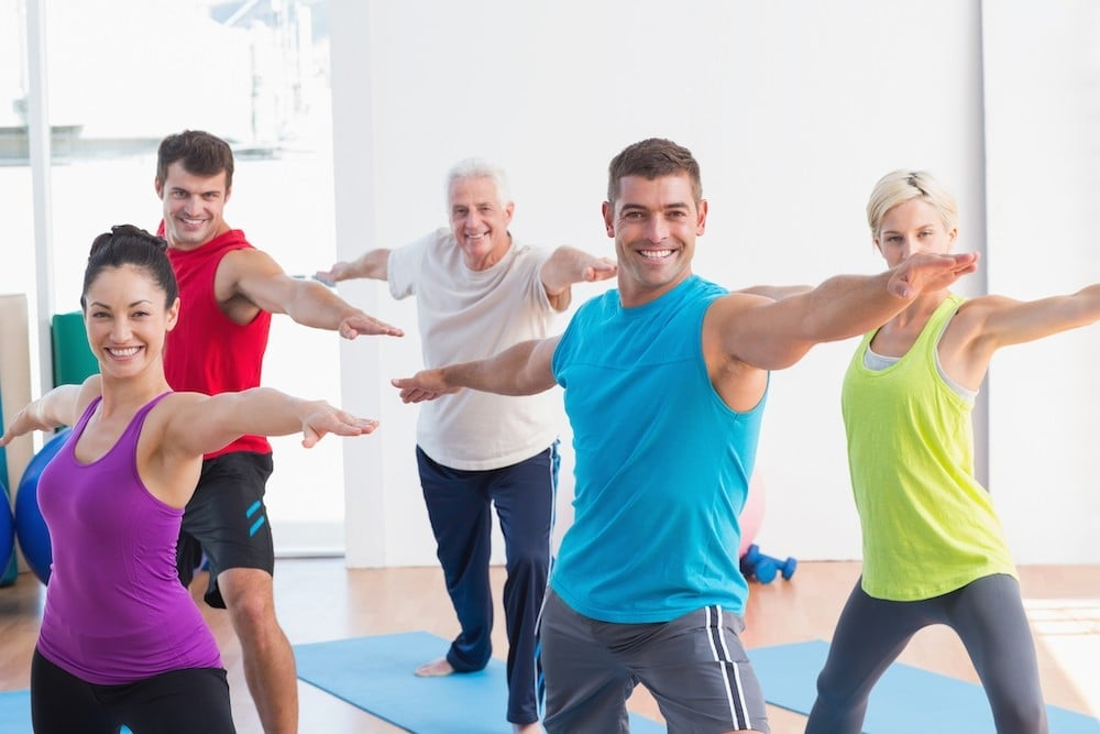 Man Founds Non-Profit Yoga Recovery Group
