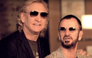 Ringo Starr And Joe Walsh Discuss Long-Term Recovery, Becoming Sober