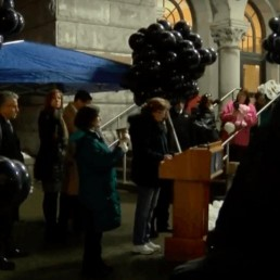 Black Balloon Day Pays Tribute To Lives Lost To Addiction