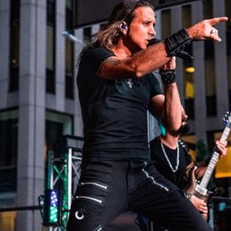 Creed's Scott Stapp Is Five Years Sober