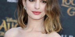 Anne Hathaway Talks Giving Up Drinking