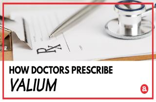 How To Get Prescribed Valium