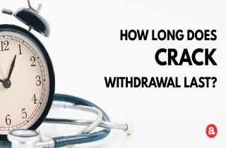 How long does crack withdrawal last?