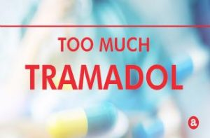 How much tramadol is too much?
