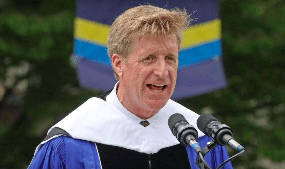 Patrick Kennedy Says Dad's Reaction To His Addiction Left Him In