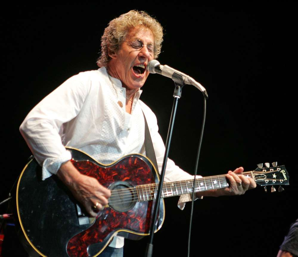 The Who's Roger Daltrey Calls Out Fans For Smoking Pot During Concert