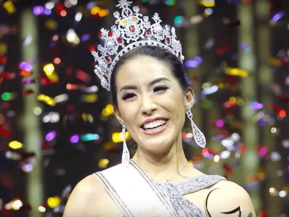 Beauty Queen Tackles Mental Health Stigma In The Asian Community