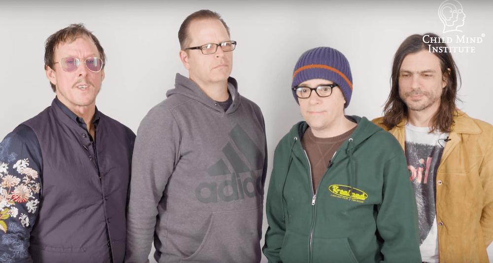 Weezer, Pete Wentz Join #MyYoungerSelf Mental Health Campaign