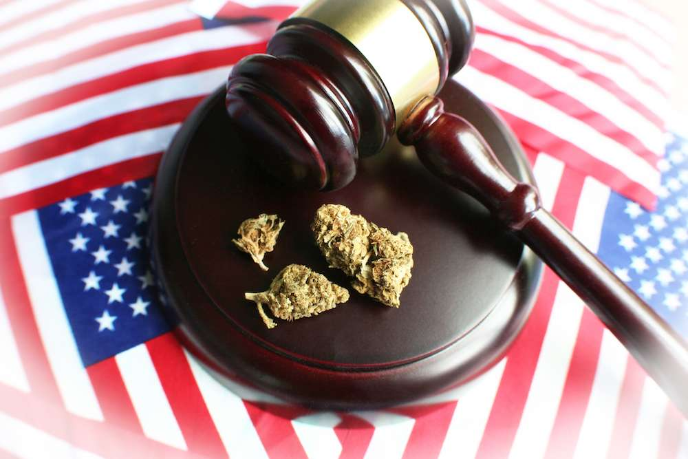 Marijuana Legalization Remains Low Priority For Most Americans