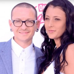 Chester Bennington's Widow Aims To #ChangeDirection On Mental Health