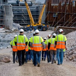 Massachusetts Construction Companies Stop Work To Protest Fatal Overdoses