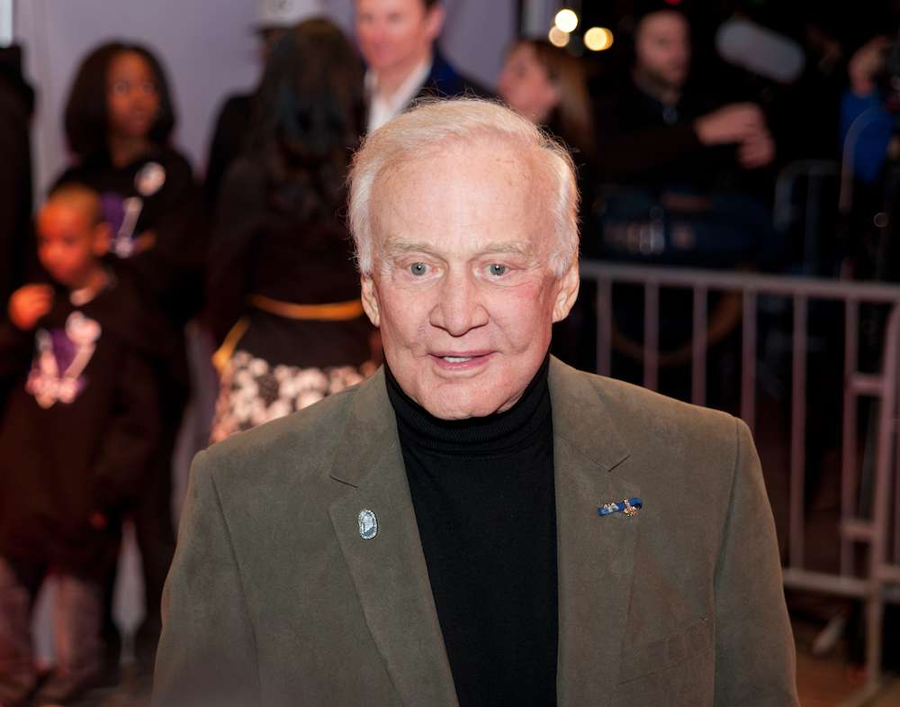 Revisiting Buzz Aldrin's Journey To Sobriety For Moon Landing's 50th Anniversary