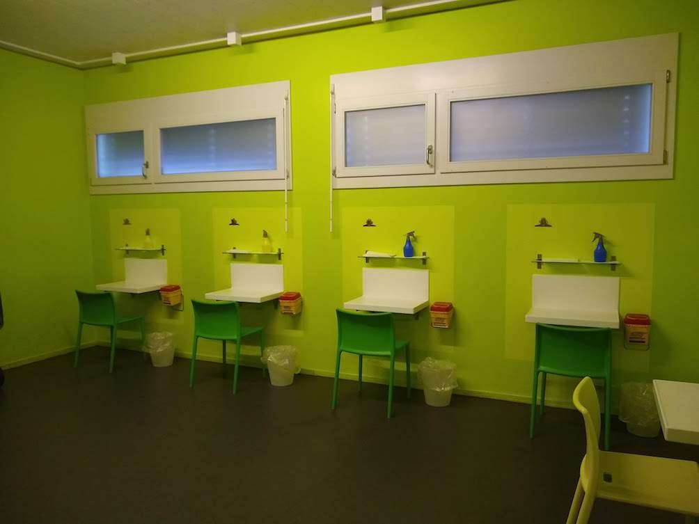 A Safe Place to Use Drugs: Lessons from Europe's Supervised Consumption Sites