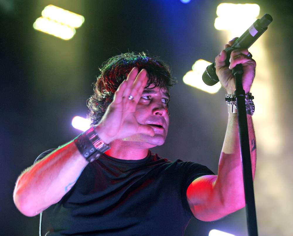 Scott Stapp Pays Tribute To Chris Cornell, Chester Bennington