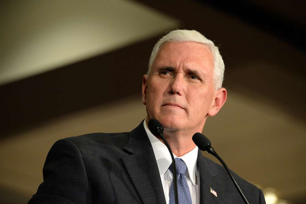 Mike Pence Reportedly Cancels Trip To Avoid Accused Fentanyl Trafficker