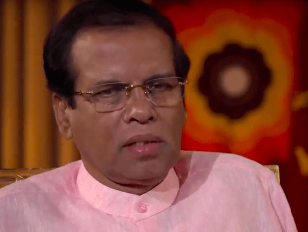 Sri Lankan President Signs Death Warrants For Drug Offenders