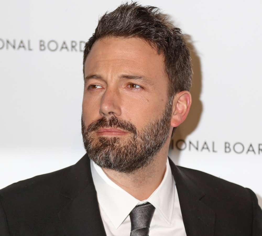 "Ben Affleck, One Year Sober, Is ""In A Great Place"""