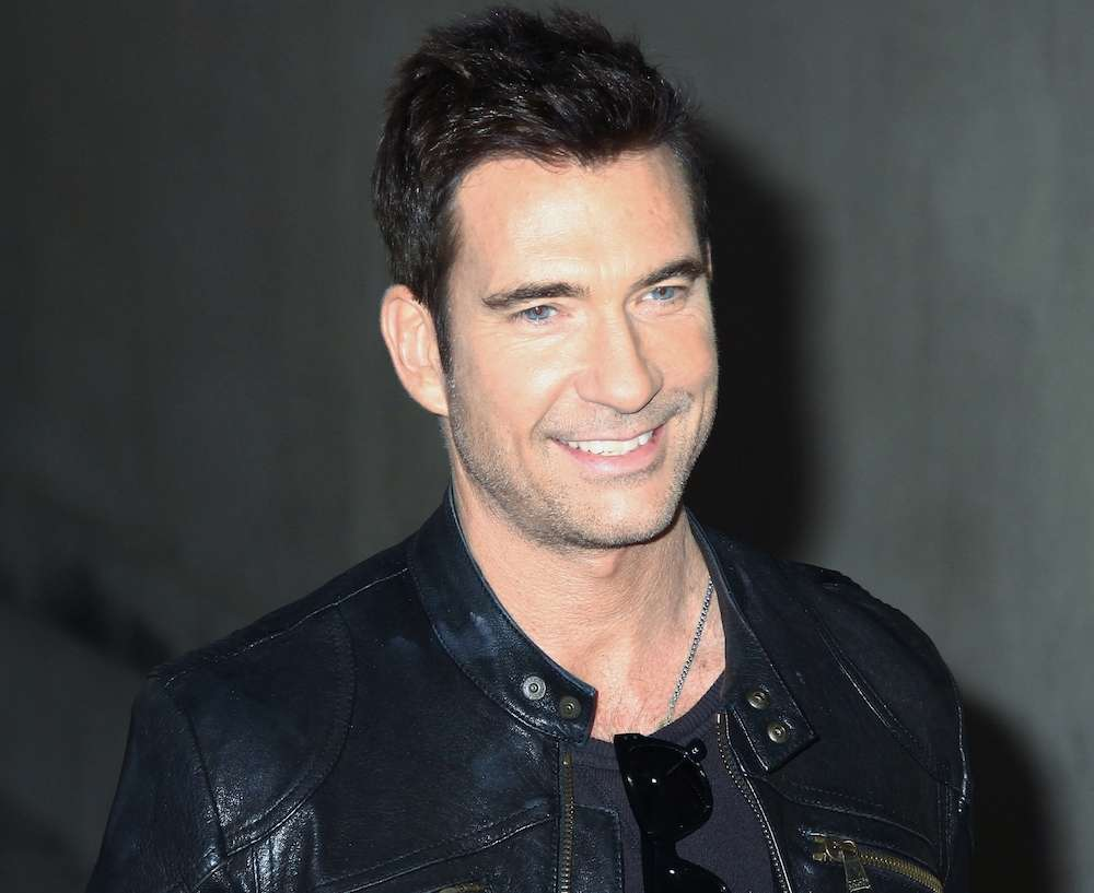 Dylan McDermott Celebrates 35 Years Of Sobriety