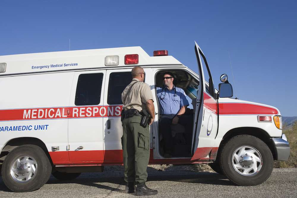 Connecticut EMTs Team Up With Poison Control To Track Overdoses