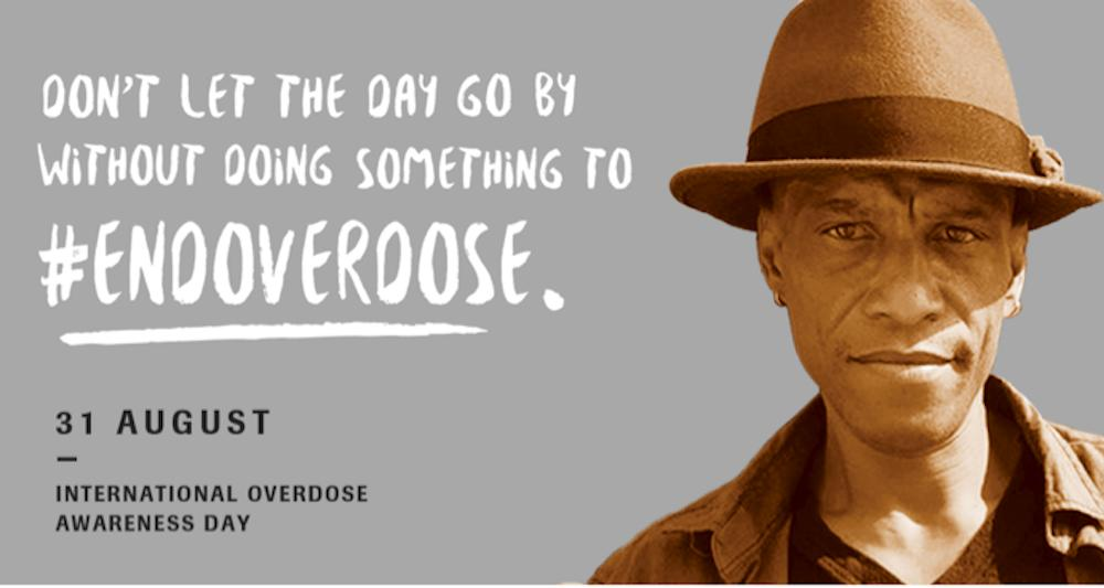 Remembering Lives Lost On International Overdose Awareness Day