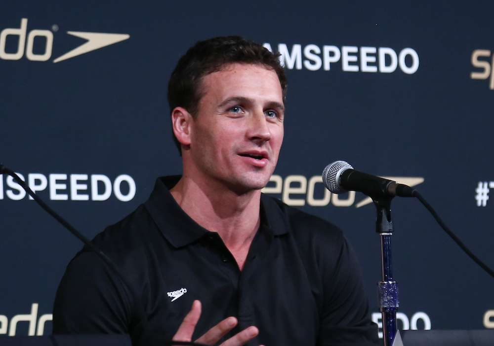 Ryan LochteOpens Up About Alcohol Rehab, Returning To Competition