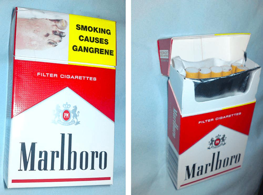 FDA Proposes New Graphic Health Warnings For Cigarettes