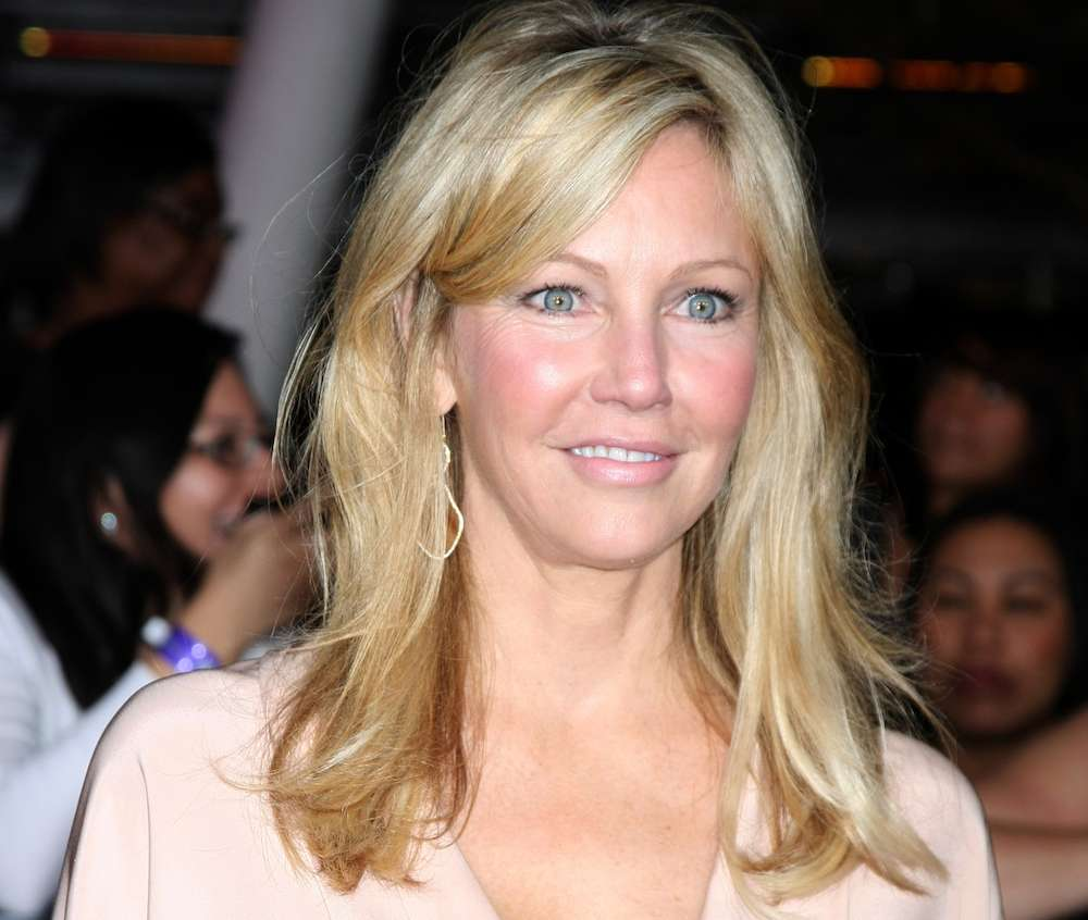 Heather Locklear Ordered ToMandatory Treatment For Attacking EMT