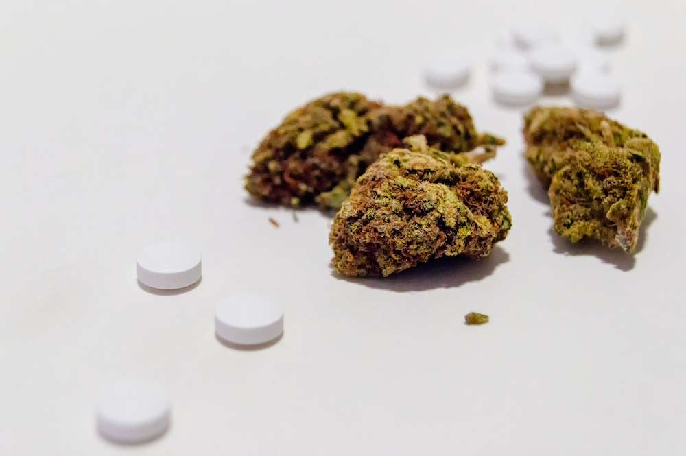 Can Using Opioids With Cannabis Increase Depression, Anxiety Risks?