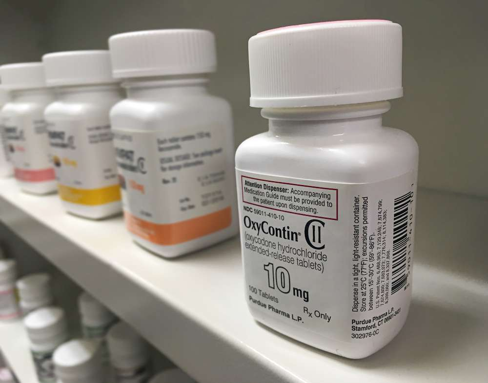 Purdue Pharma Would Pay Billions In Proposed Opioid Settlement