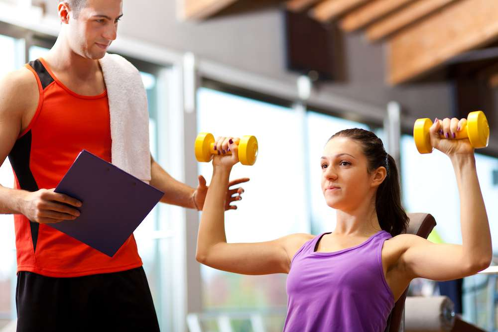 Personal Trainer Inspires Fellowship In The Gym