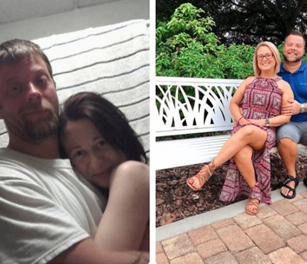 Couple's Meth Recovery Before-And-After Photos Go Viral