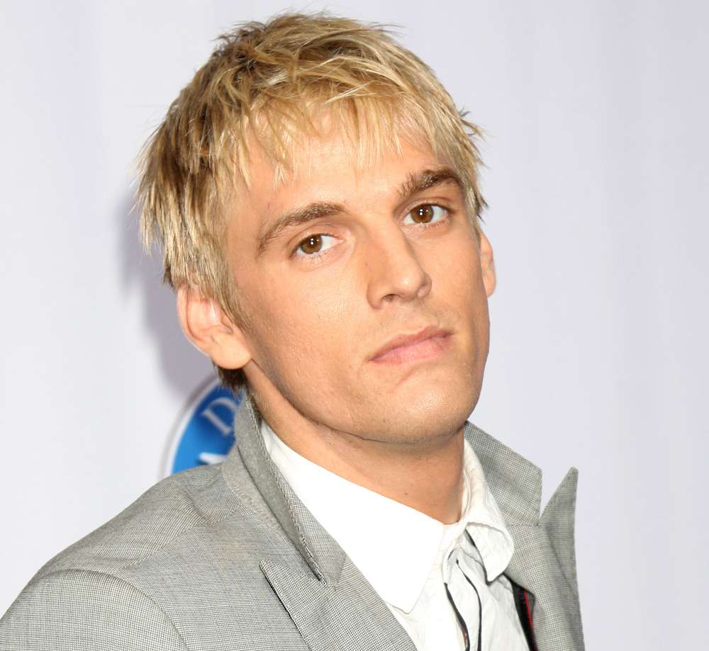 """Aaron Carter Talks To """"The Doctors"""" About Psych Meds: """"This Is My Reality"""""""