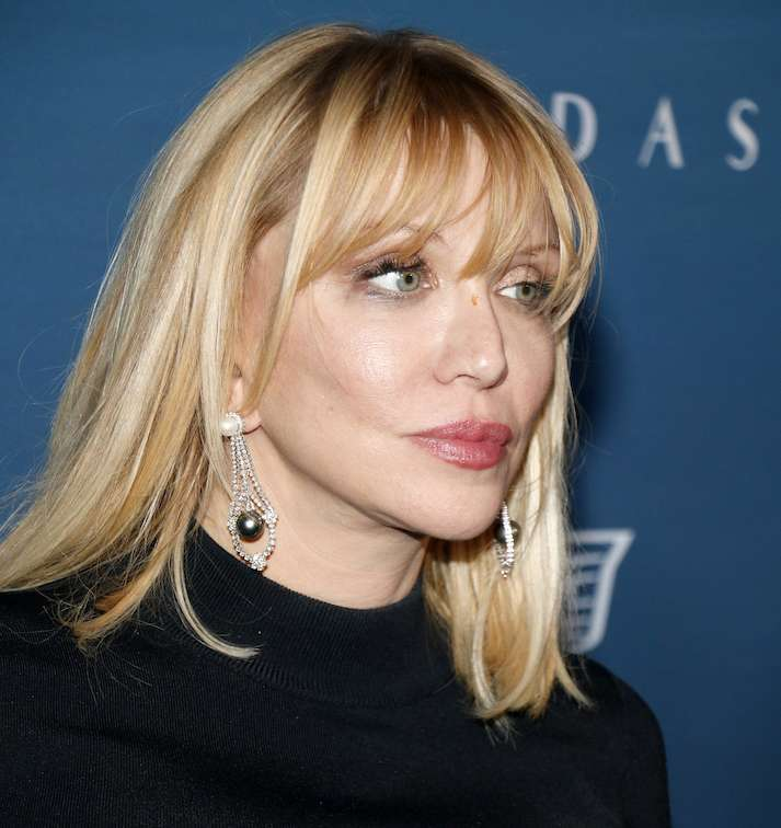 Courtney Love Refuses to