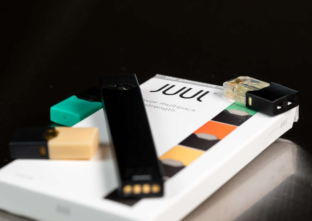 Juul Suspends Advertising, CEO Steps Down