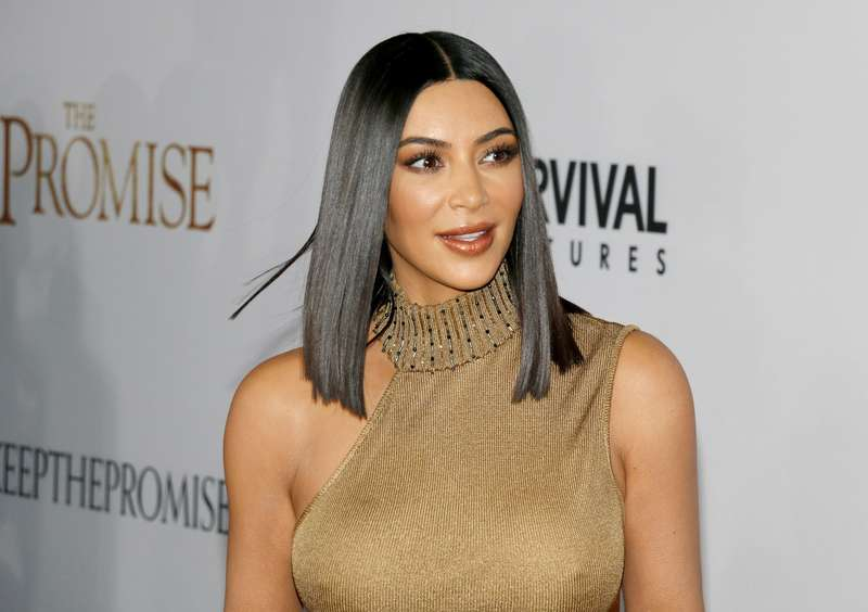 Kim Kardashian West Ditches Xanax, Ambien For CBD To Help Her Sleep