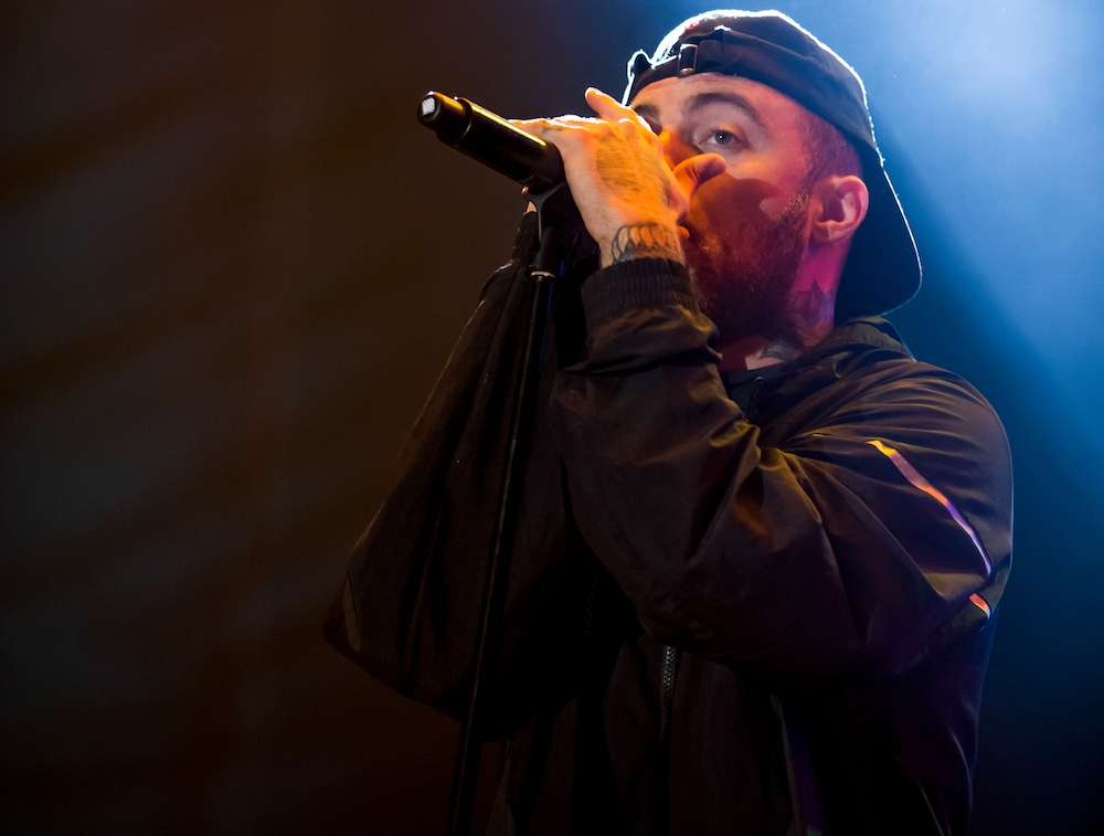 Man Arrested For Giving Mac Miller Fake Oxy That Caused Fatal Overdose