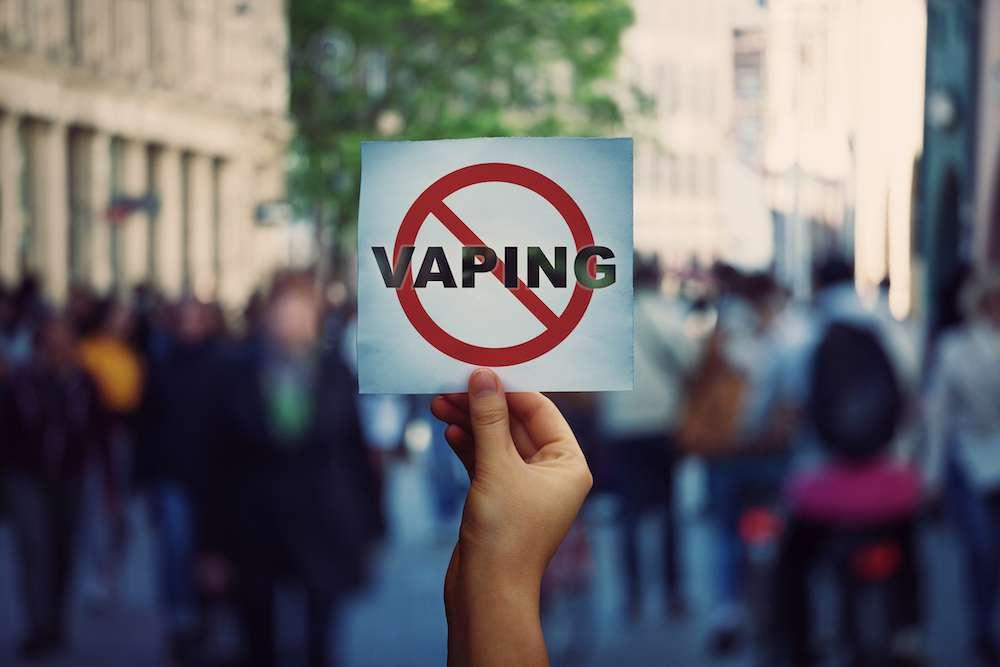 Massachusetts Temporarily Bans Vape Sales