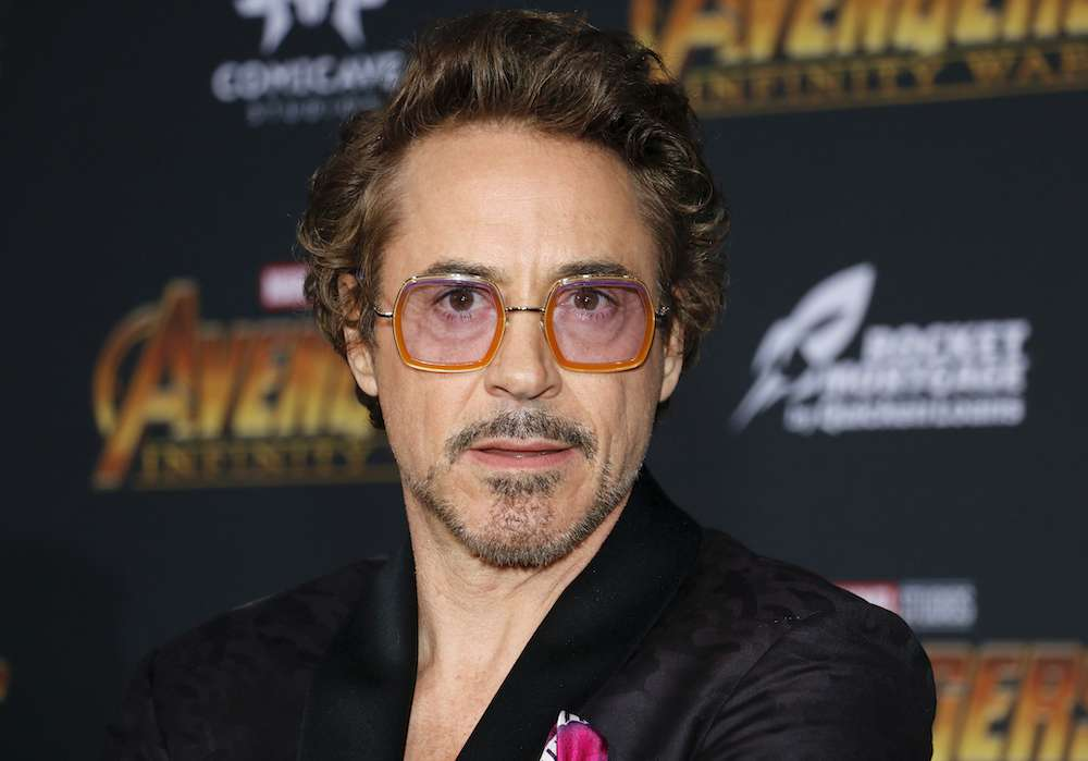 Robert Downey Jr: I Was Once Detained At Disneyland For Smoking Pot