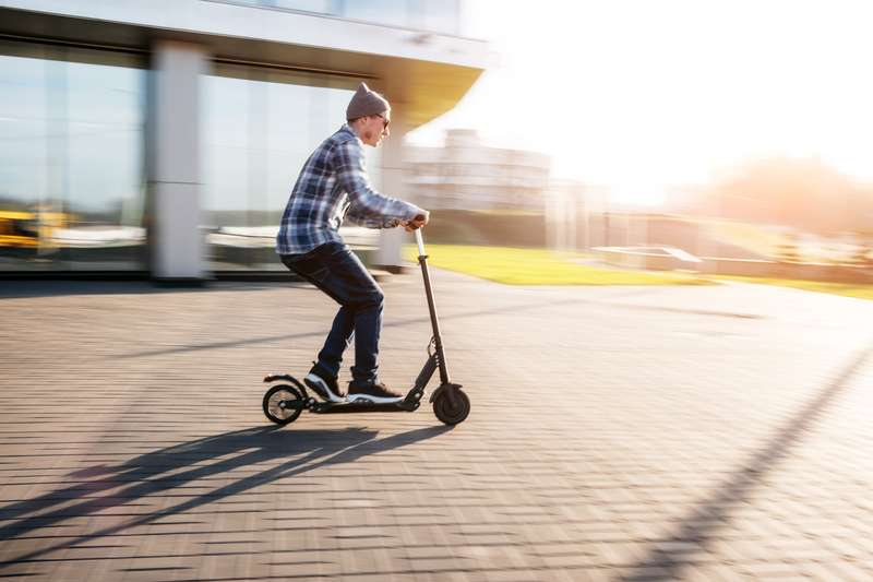 Alcohol-Related Scooter Injuries On The Rise Across The US