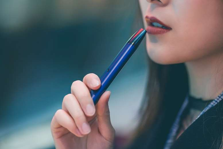 Teen Vaping Has Doubled Since 2017