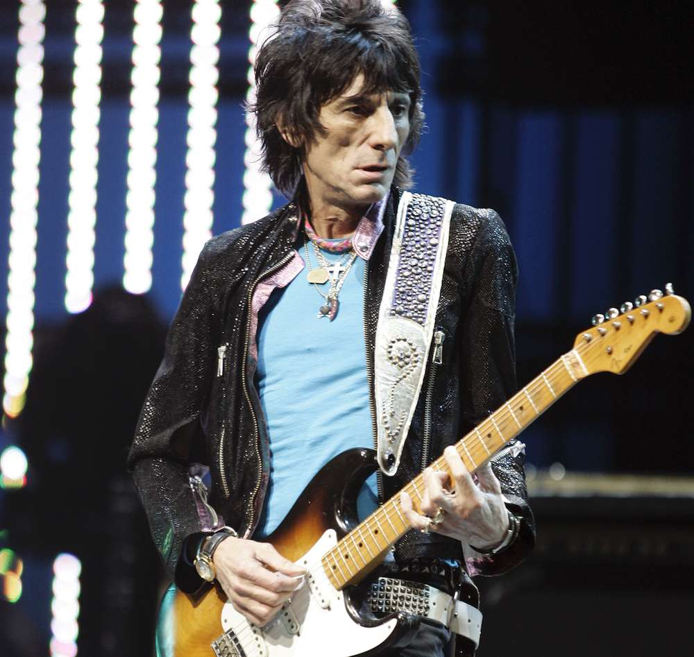 Ronnie Wood Details Excesses, Sobriety In New Documentary
